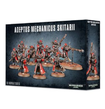 Games Workshop Warhammer 40000 40K Adeptus Mechanicus Skitarii Rangers 59-10